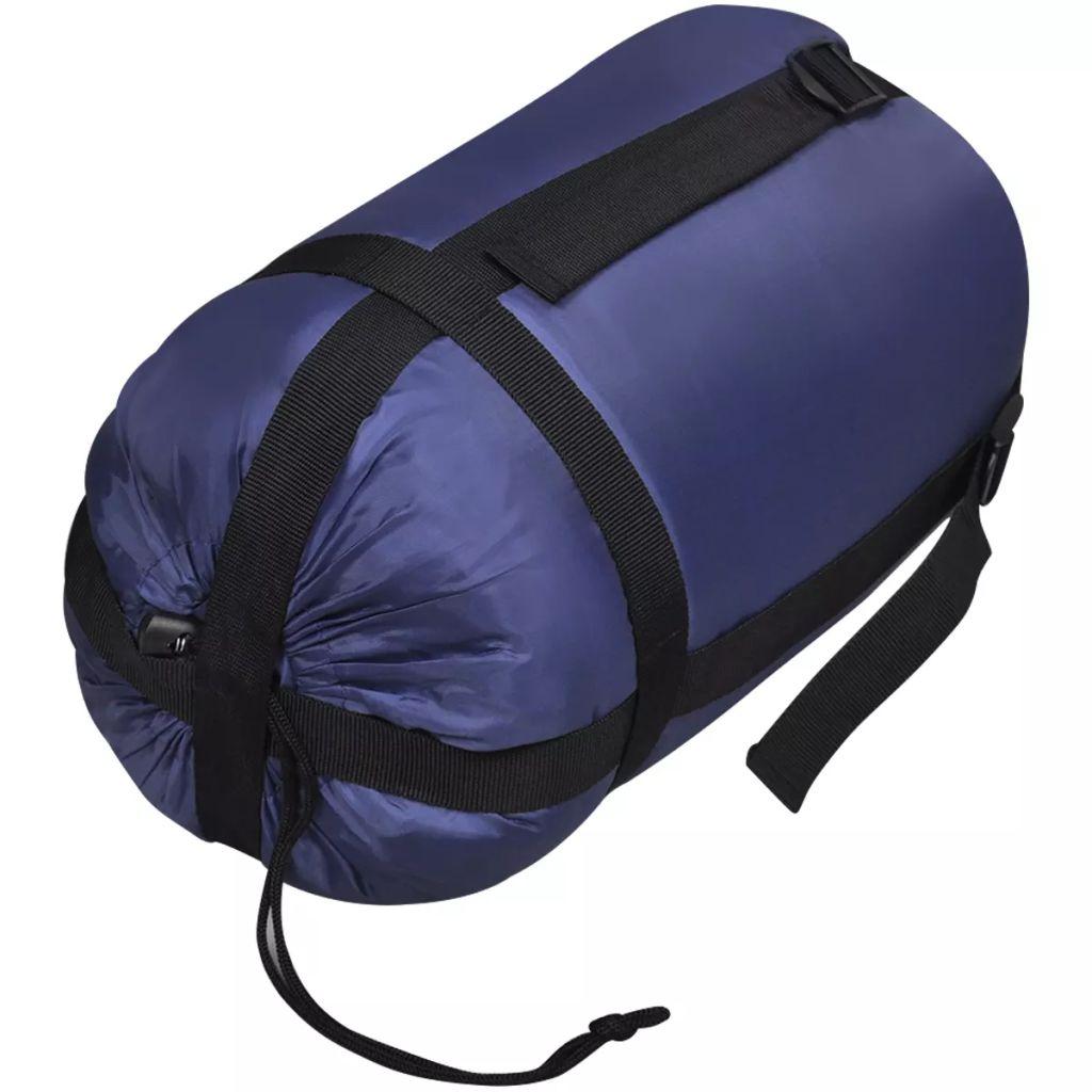 vodootporna vreća za spavanje u obliku mumije bit će idealna za kampiranje