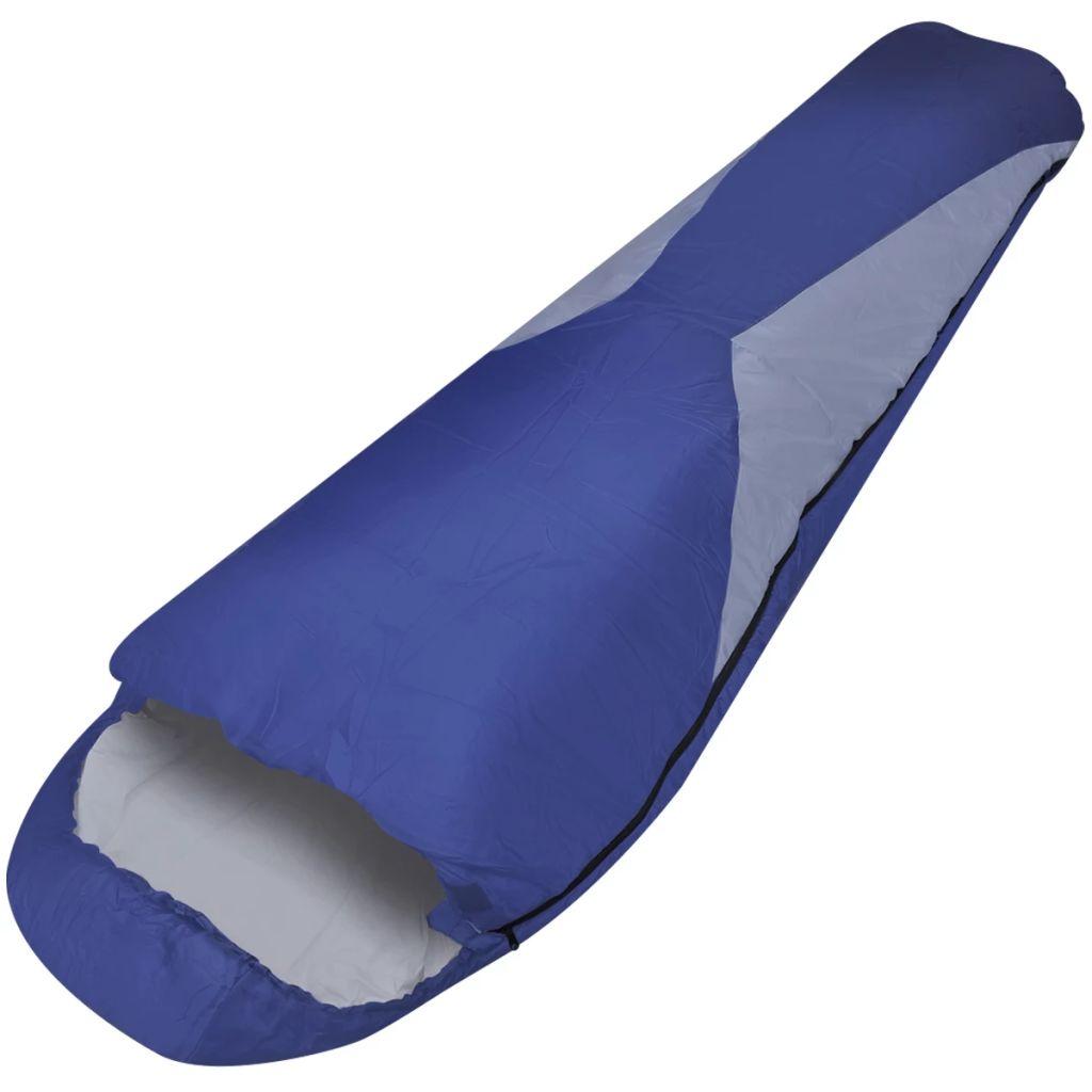 Ova visoko izolirajuća vreća za spavanje za je posebno dizajnirana za djecu i tinejdžere kako bi održali toplinu prilikom planinarenja
