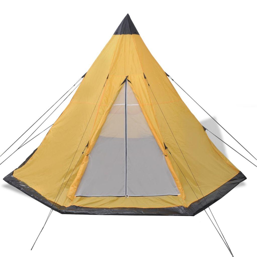veoma odličan izbor. Imajte na umu da preporučujemo tretiranje šatora vodootpornim sprejem ako bude izložen jakoj kiši.