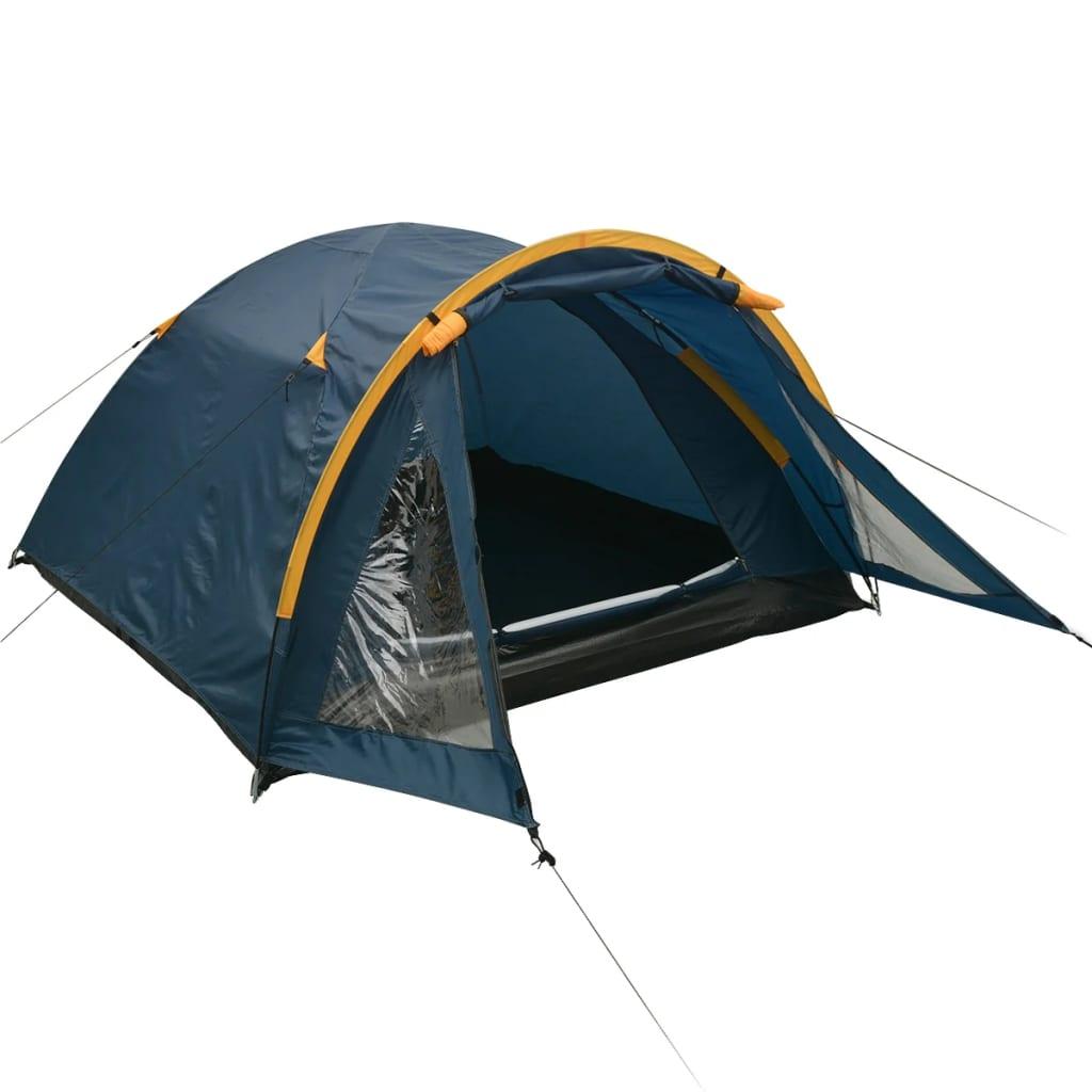 festivale ili odmaranje u kampu. Materijal unutarnjeg dijela je prozračni poliester. Vodootporni pokrov i PE pod će osigurati da tokom vašeg boravka ostanete suhi i čisti. Okvir od staklenih vlakana omogućuje da šator bude čvrst
