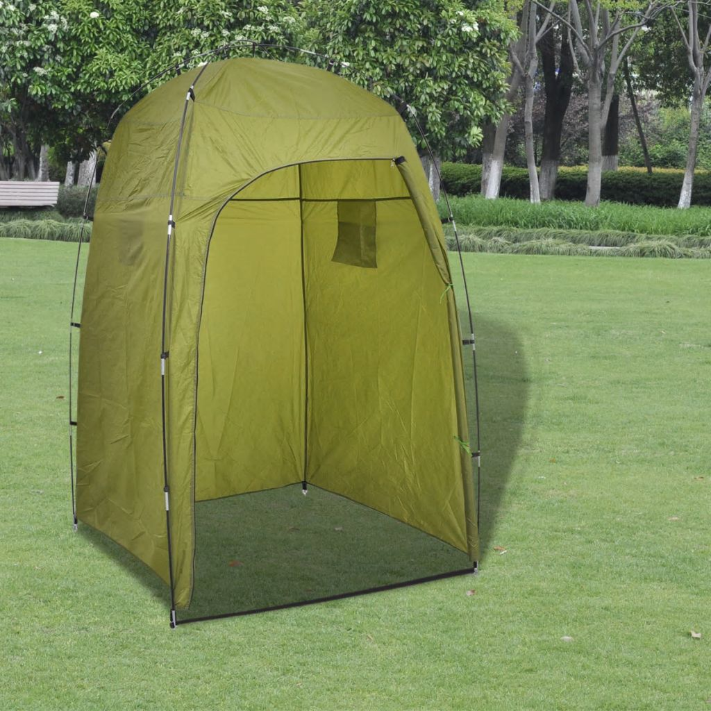 Ovaj tuš šator je idealan za korištenje na javnim mjestima kao što su parkovi