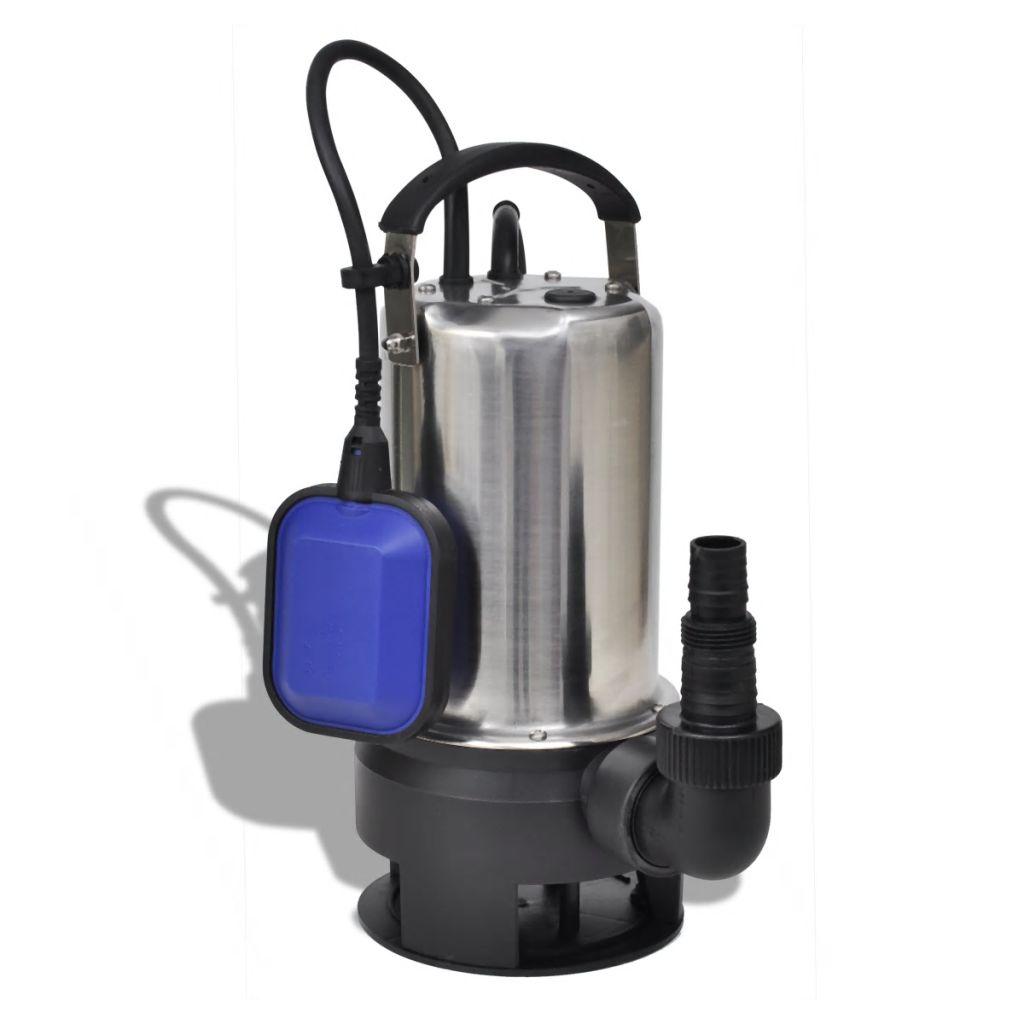 Ova visoko kvalitetna električna potopna pumpa za prljavu vodu je savršen izbor za prečišćavanje vode