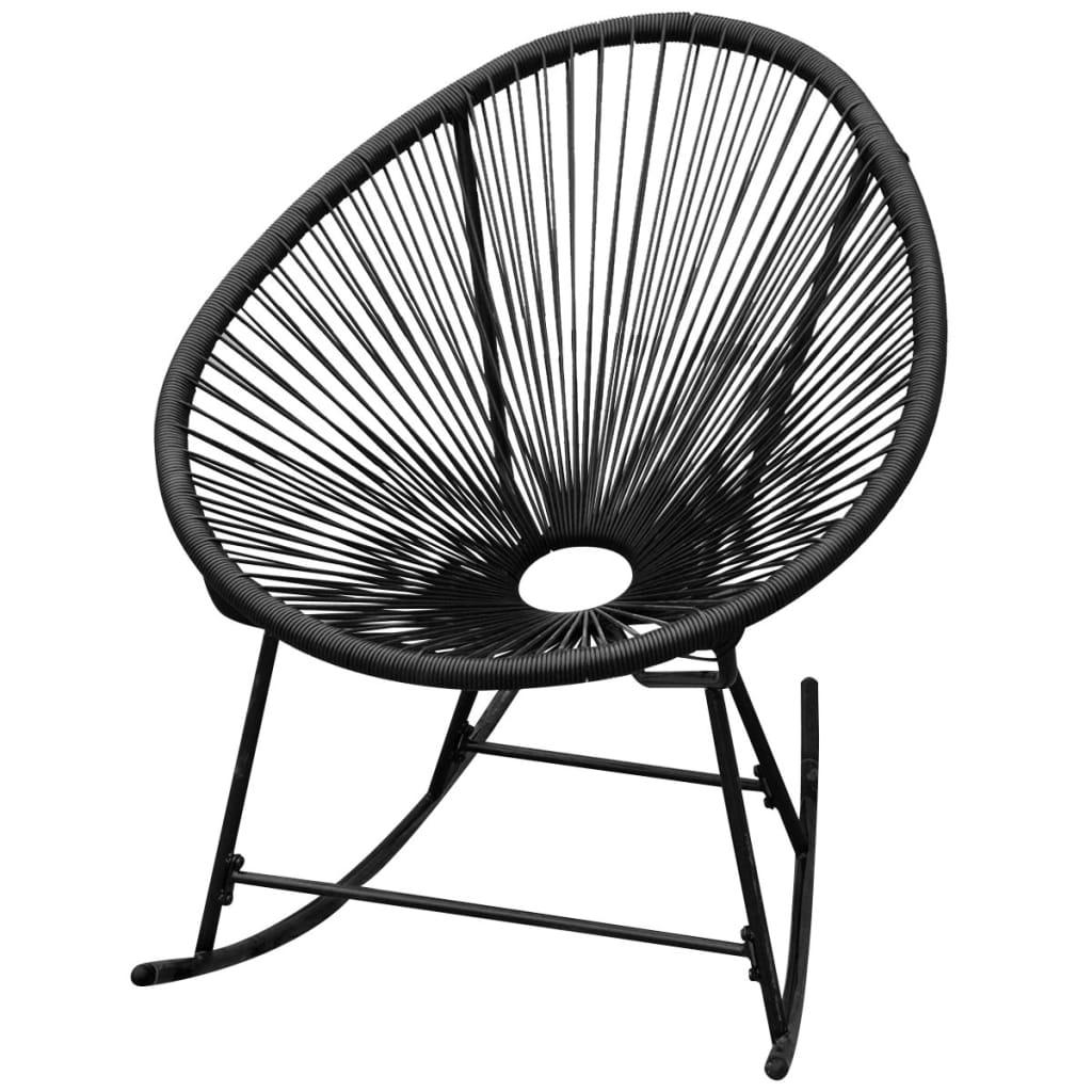 Ova jedinstvena stolica za ljuljanje