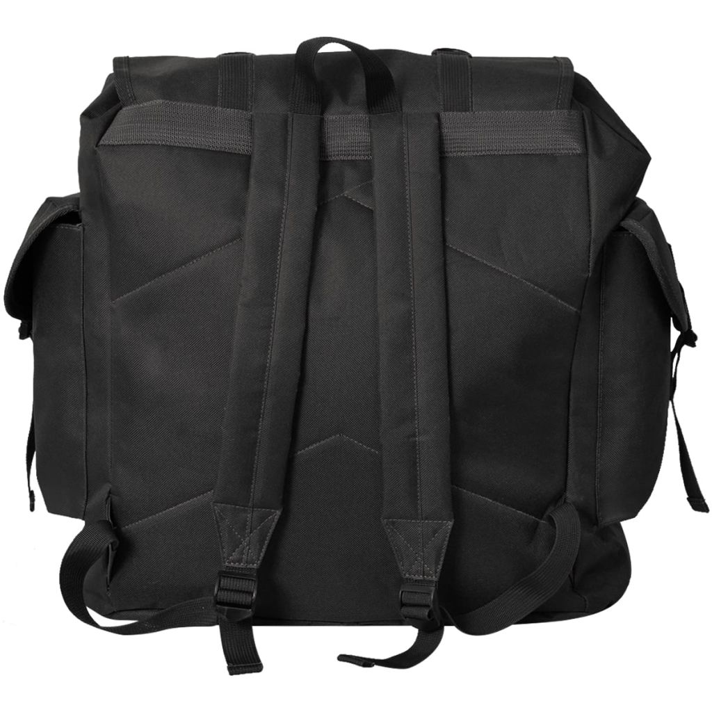 ovaj ruksak je izdržljiv i otporan na vremenske utjecaje. Vojni ruksak ima dvije široka remena. Ima kapacitet od 40 litara