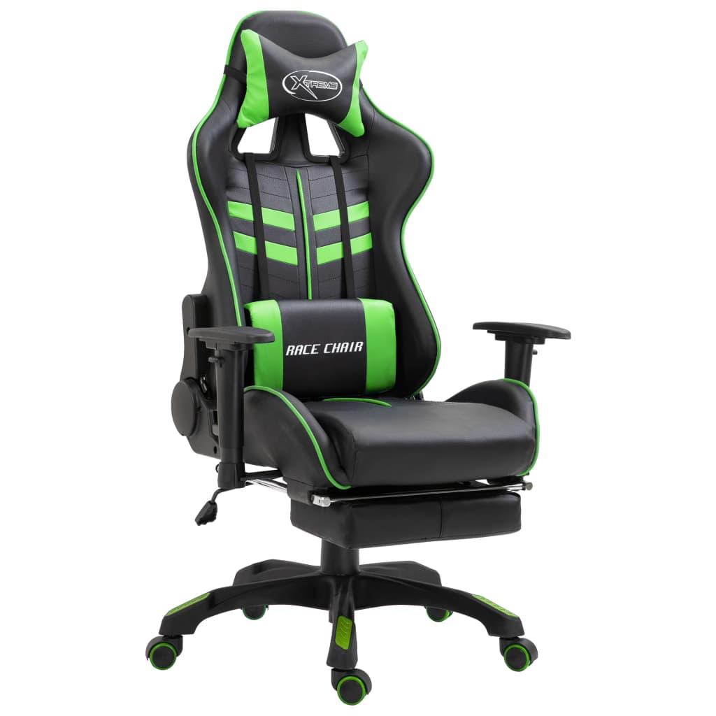 Ova osobita i luksuzna igraća stolica s osloncem za noge bit će sjajan dodatak vašem domu i uredu