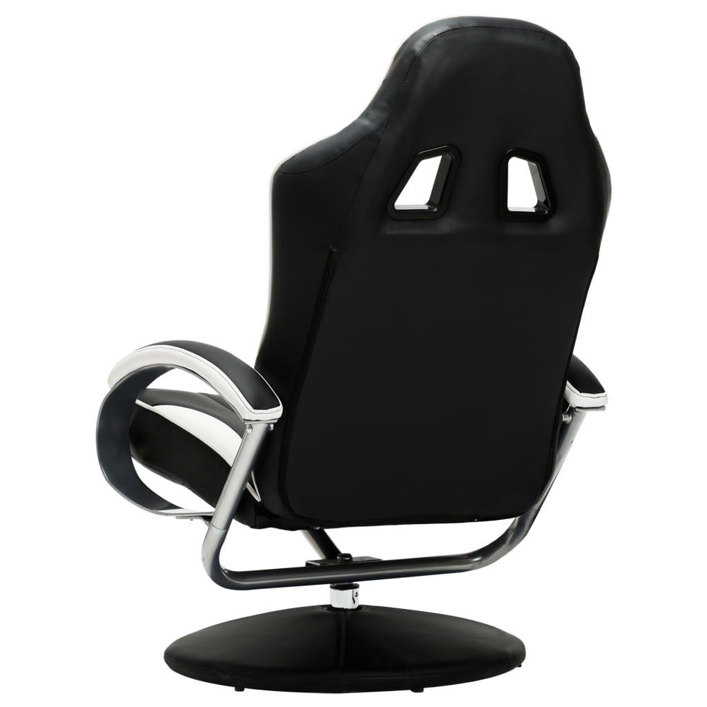 drijemanje u uredu ili intenzivno igranje. Okretni dizajn od 360 stupnjeva osigurava veliki raspon kretanja. Presvučena umjetnom kožom i poduprta čvrstom konstrukcijom