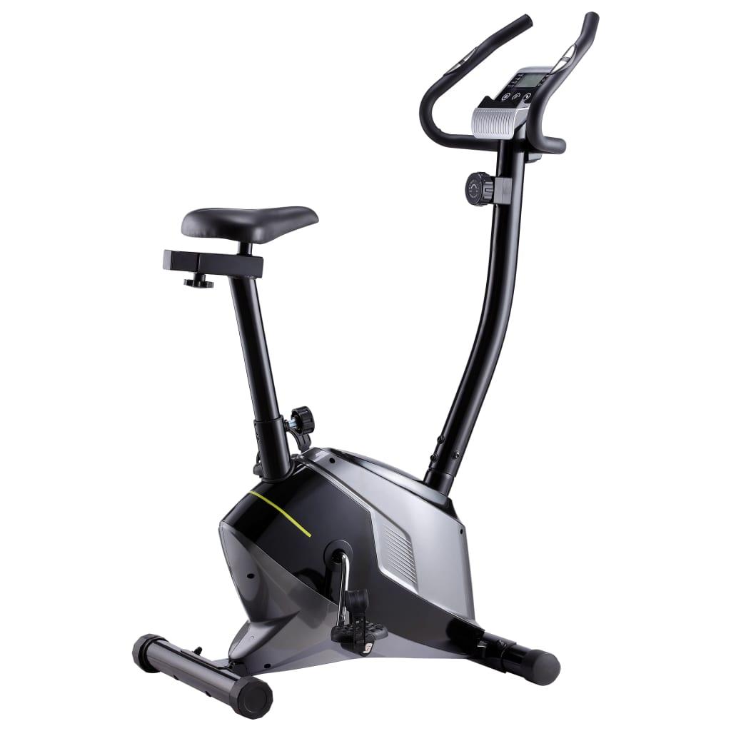 Ovaj čvrsti magnetski bicikl bit će odličan izbor za vježbanje kod kuće. Opremljen zamašnjakom