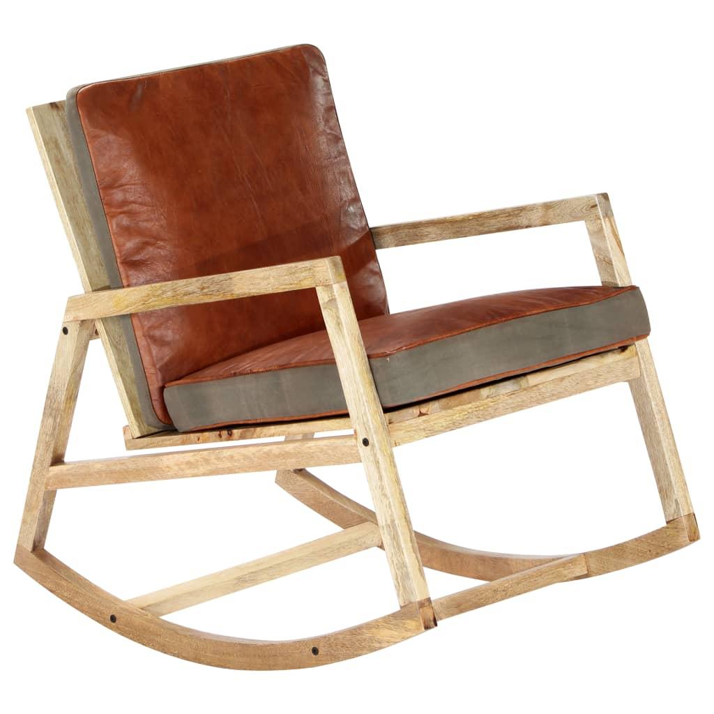 Opustite se u našoj modernoj stolici za ljuljanje! Uz elegantan i bezvremenski dizajn