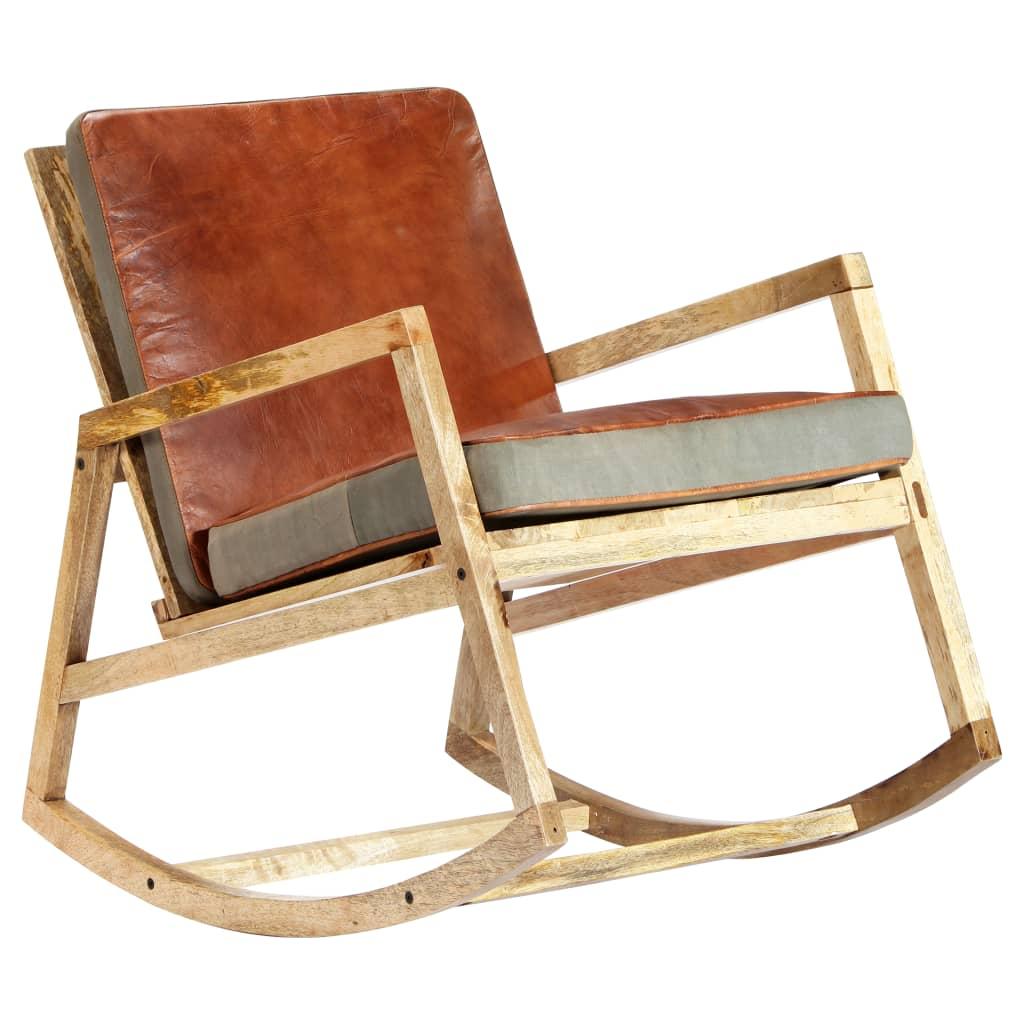 kako biste uživali u odličnim knjigama i šalici kave. Fotelja za ljuljanje lako se sastavlja. Važna napomena: Boje se razlikuju od primjerka do primjerka