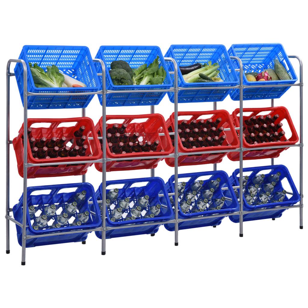 Ove praktične police za pohranu
