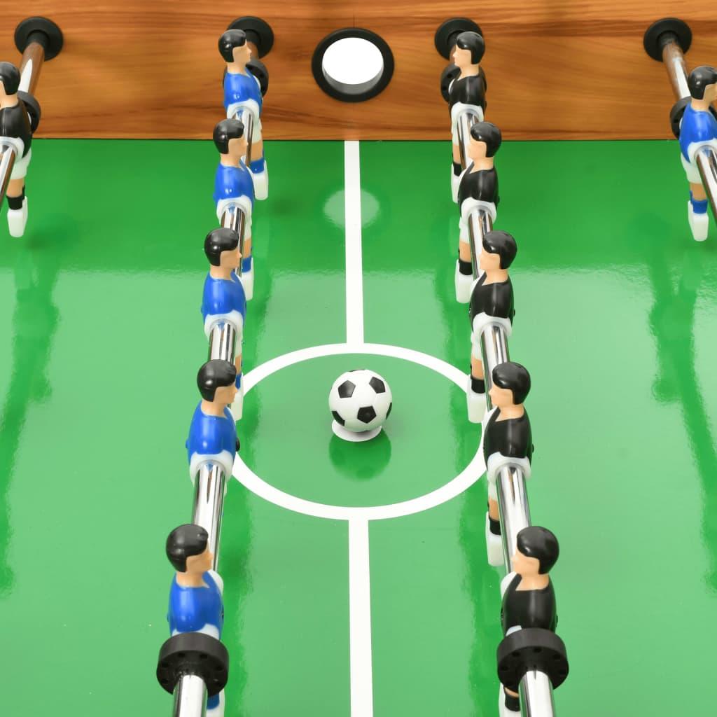igraonicu s automatima i druge prostore za zabavu. Ovaj stolni nogomet prikladan je za natjecanje jedan na jedan ili grupnu igru. Ovaj stol s realističnim dizajnom igrališta