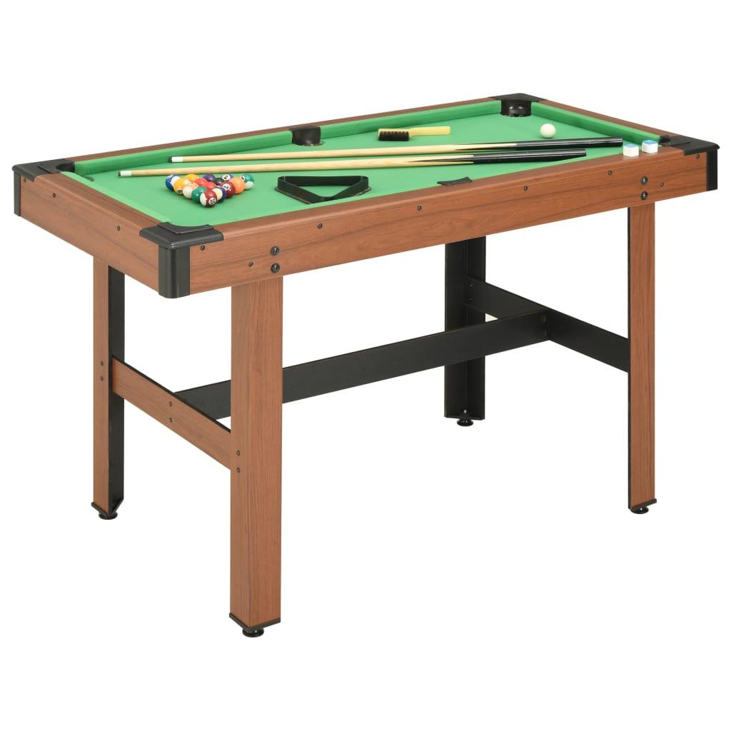 Uživajte u igranju biljara na našem biljarskom stolu koji je profesionalno napravljen i oblikovan do savršenstva! Uz elegantne i čiste linije