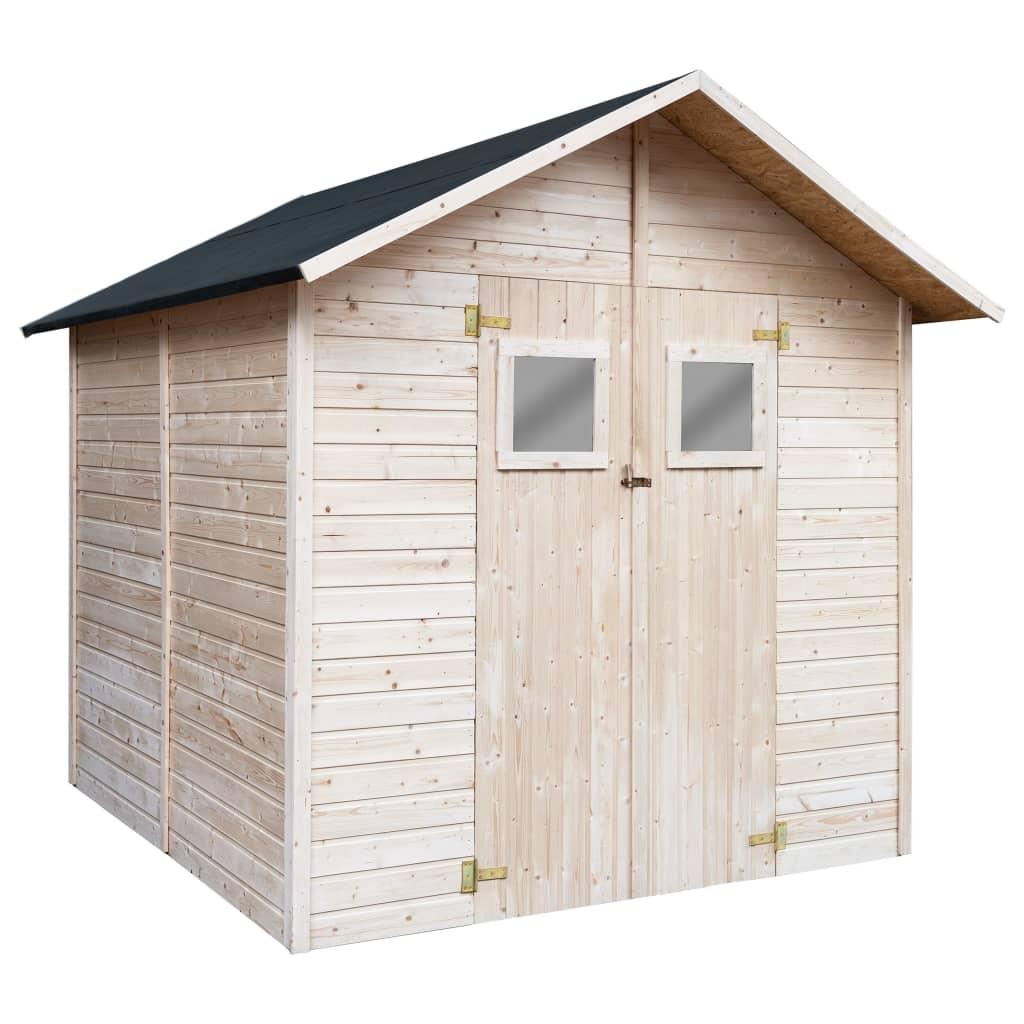 Naša drvena kućica bit će odličan dodatak svakom dvorištu