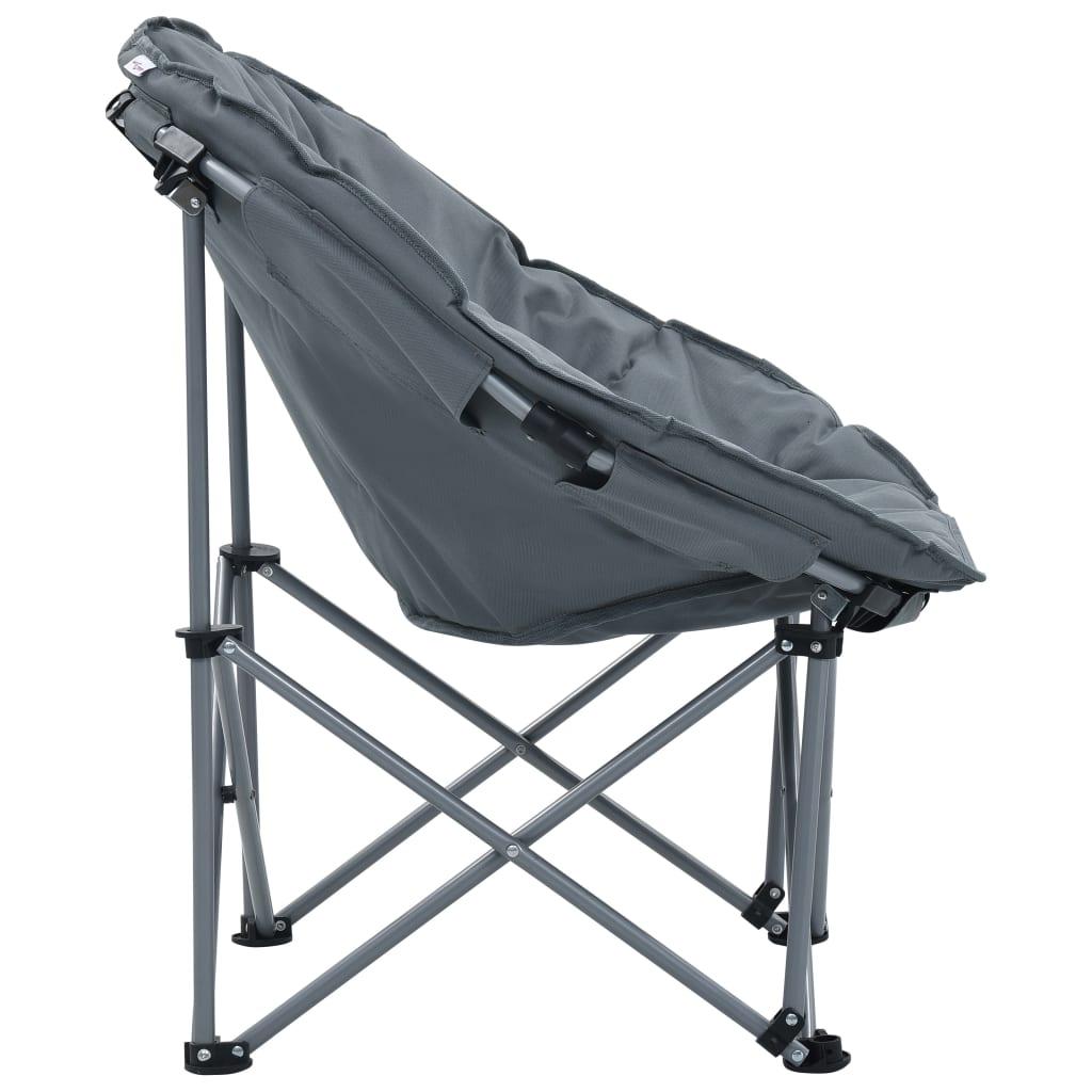 ove vrtne stolice mogu se lako sklopiti kad nisu u uporabi radi lakšeg transporta i pohrane. Isporuka uključuje 2 okrugle stolice.