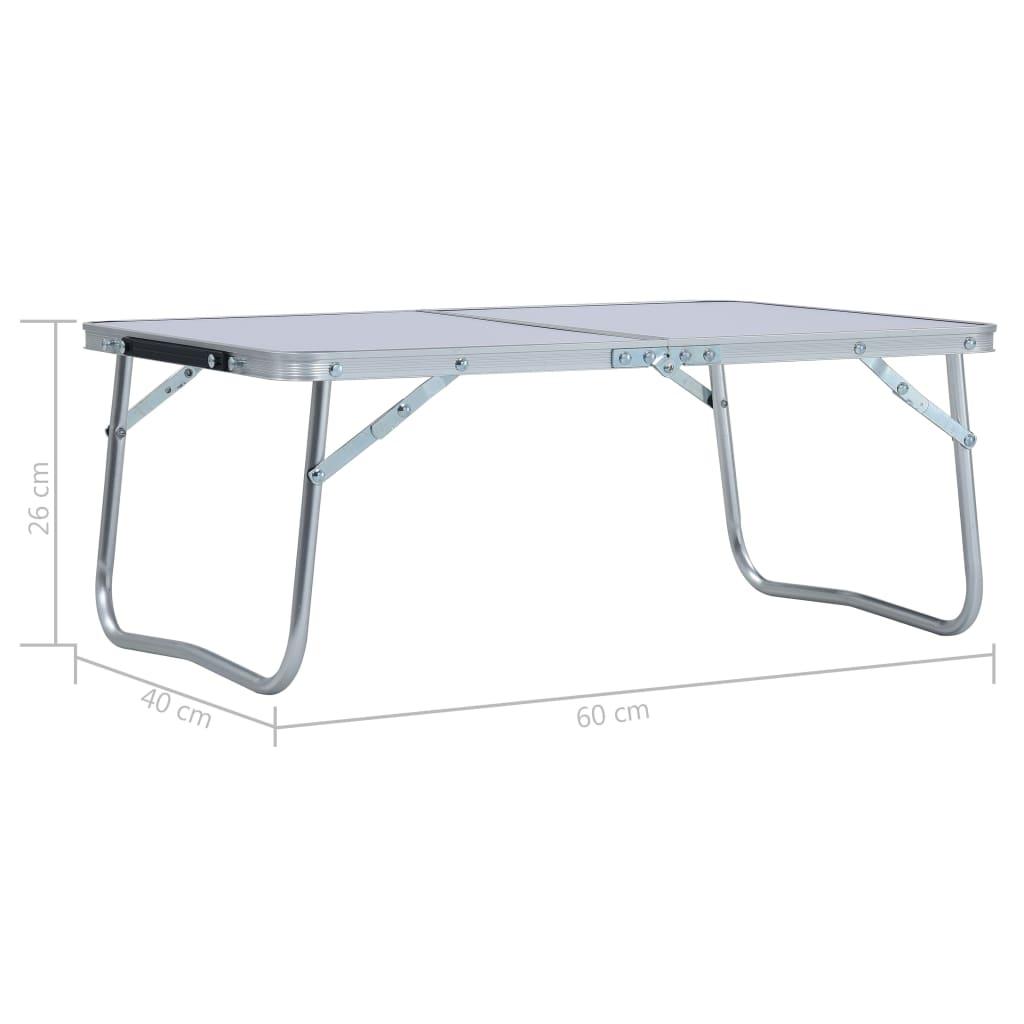 ovaj stol jednostavan je za nošenje