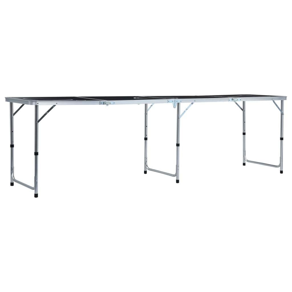pivskog ponga! Ovaj sklopivi stol za pivski pong neophodan je za sve aktivnosti u zatvorenom ili na otvorenom