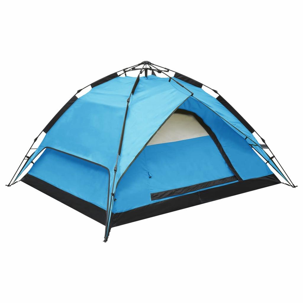 Započnite svoju pustolovinu uz ovaj prigodni šator za kampiranje. Ovaj lagani šator pružit će zaklon i hladovinu tijekom proljeća