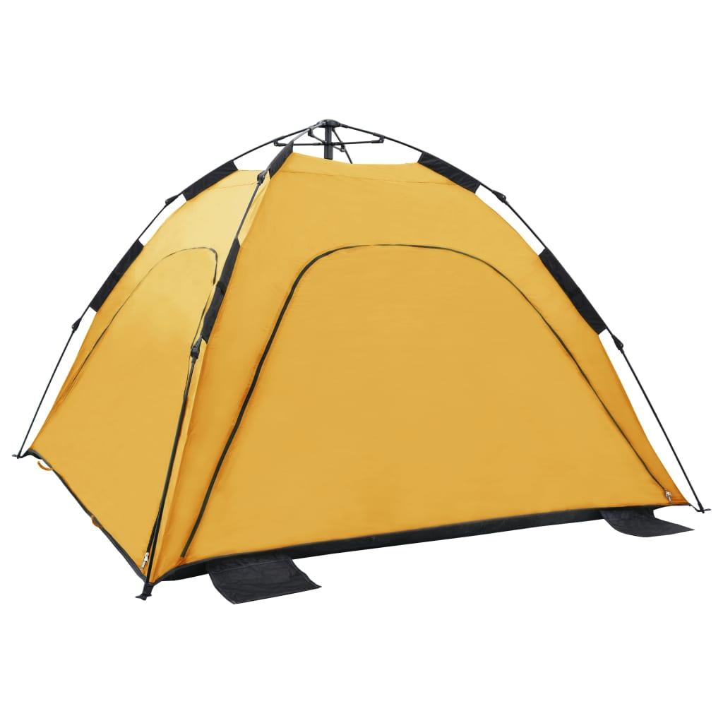 Stvorite sjenovito mjesto na plaži uz ovaj jednostavni prigodni šator za plažu! Uz samo nekoliko sekundi za postavljanje (brzi sustav)