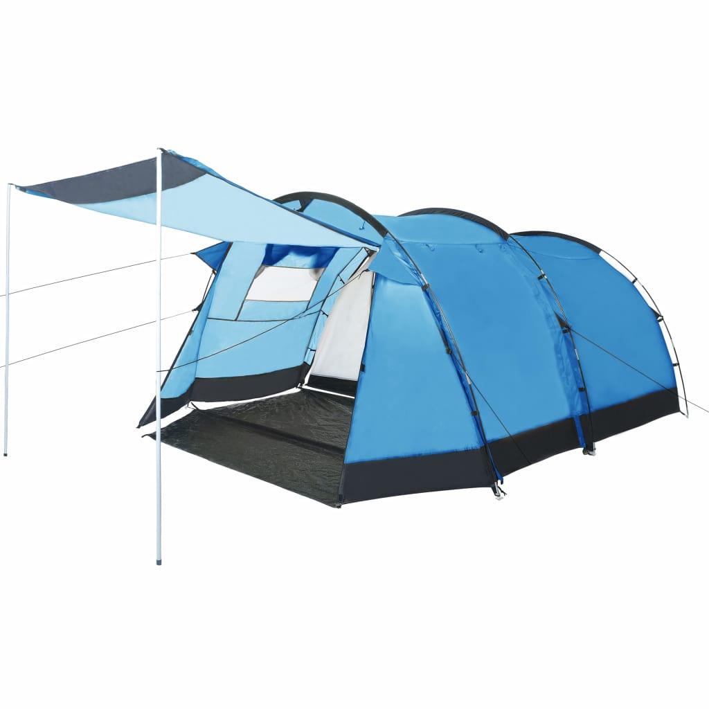Ovaj tunelski šator idealan je za obiteljsku i grupnu pustolovinu uz kampiranje
