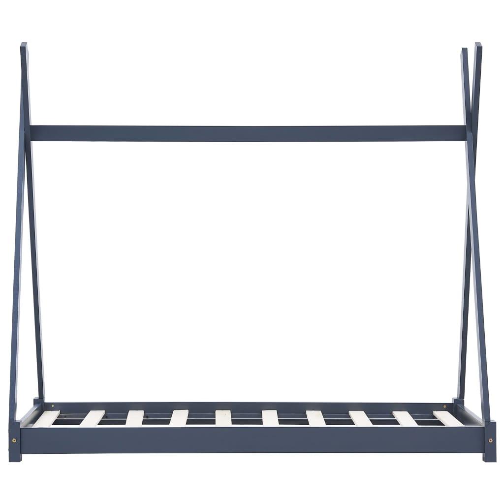 ovaj okvir za krevet izuzetno je čvrst i izdržljiv. Snažne podnice nude potrebnu potporu i vrlo su udobne. Ovaj okvir za krevet prikladan je za madrac dimenzija 80 x 160 cm. Napominjemo da isporuka uključuje samo okvir za krevet; madrac i zavjese nisu uključeni. Ovaj krevet lako se sastavlja. Možete pogledati odgovarajuće madrace u našoj trgovini.