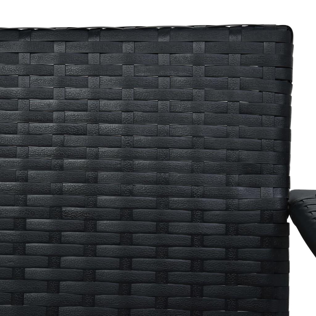 ova ljuljačka pruža maksimalni zaklon od sunca uz veliki krov od tekstilena. Uživat ćete ljuljajući se na ovoj stolici na umirujućem suncu i nježnom povjetarcu. Klupa za ljuljanje jednostavno se sastavlja.