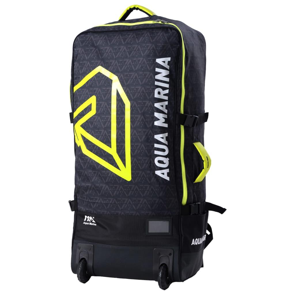 Ovaj ruksak s kotačima marke Aqua Marina nudi udobnost i ležerni stil za svakodnevnu upotrebu bilo gdje na putovanjima za godišnji odmor