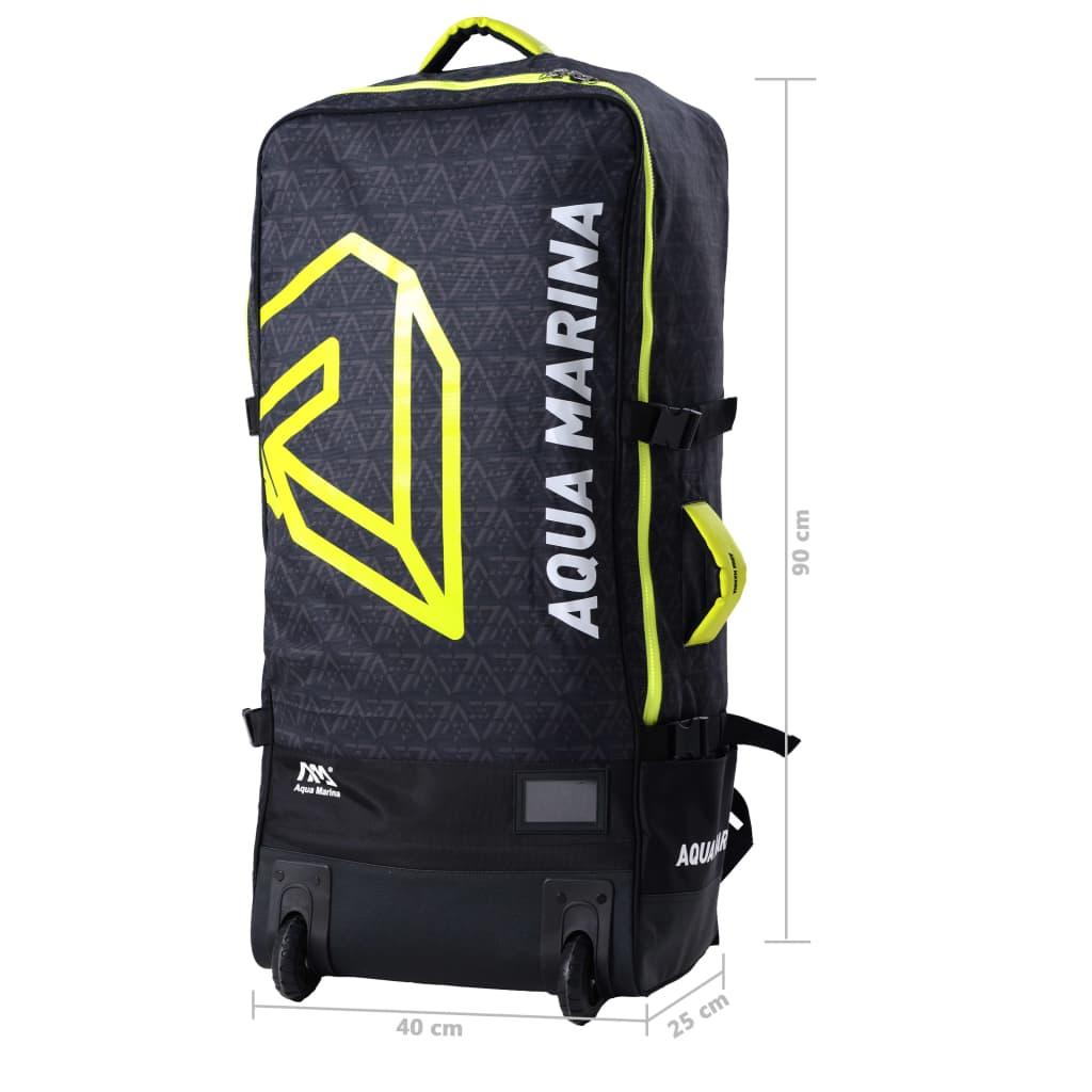 ovaj ruksak osigurava godine pouzdane uporabe. Ima kapacitet od ukupno 90 L