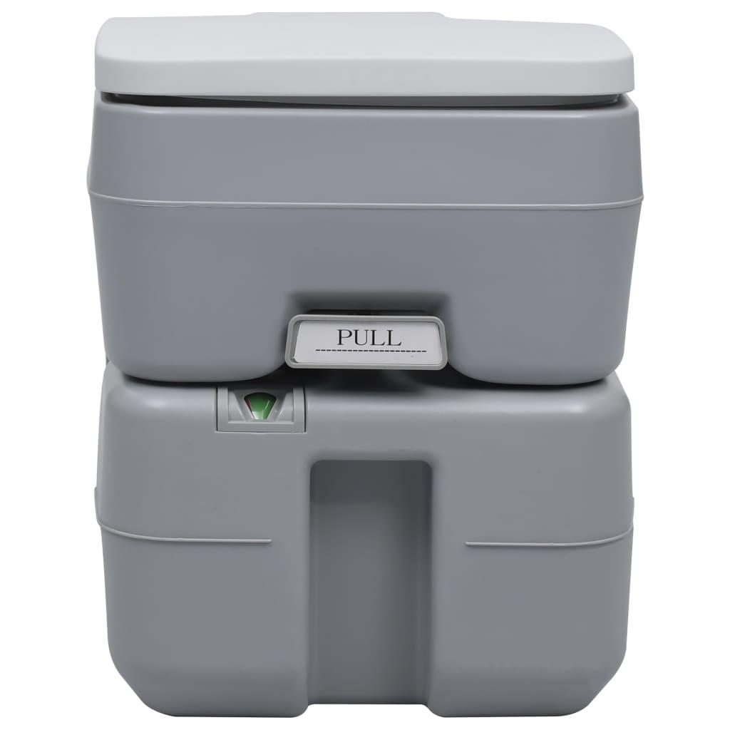 zbog čega je prikladan za upotrebu 4 - 5 dana za odraslu osobu. Toalet je savršen za upotrebu s kamperima i servisnim vozilima. Prikladan je i za starije osobe
