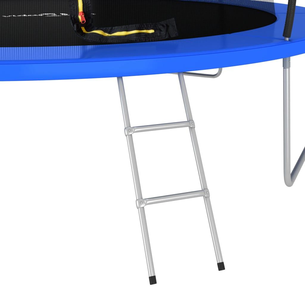što sprječava vašu djecu da ispadnu s trampolina. Uz to