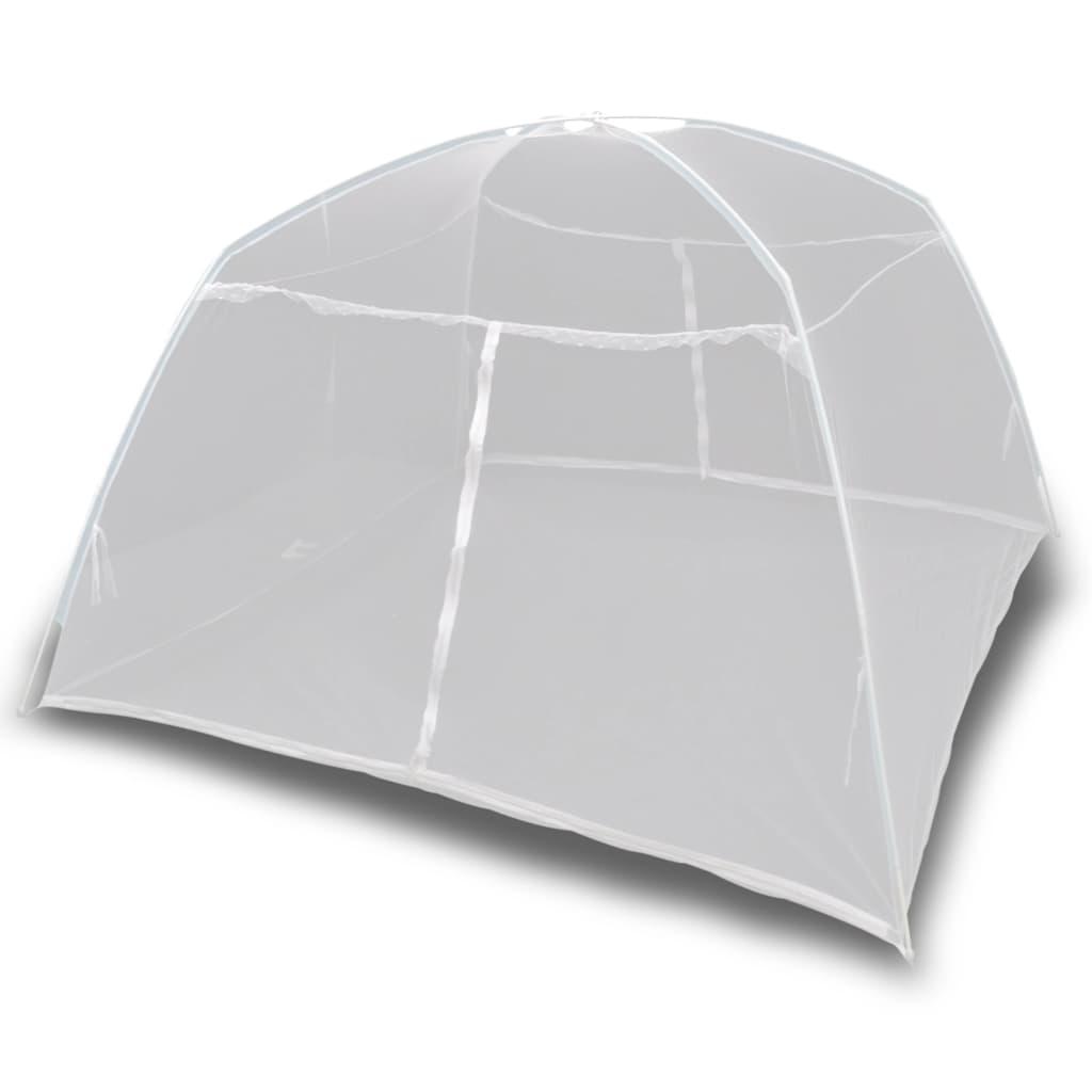 Ovaj šator za kampiranje dobra je kombinacija stila i funkcionalnosti. Može spriječiti ulazak komaraca