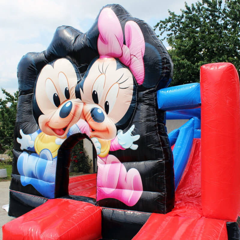 Dvorac na napuhavanje (napuhanac) Disney, Mickey i Minnie Mouse