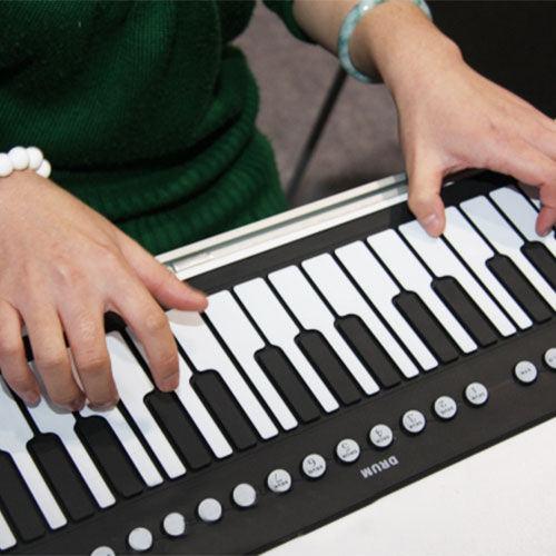 Sklopivi klavir - rollup klavir