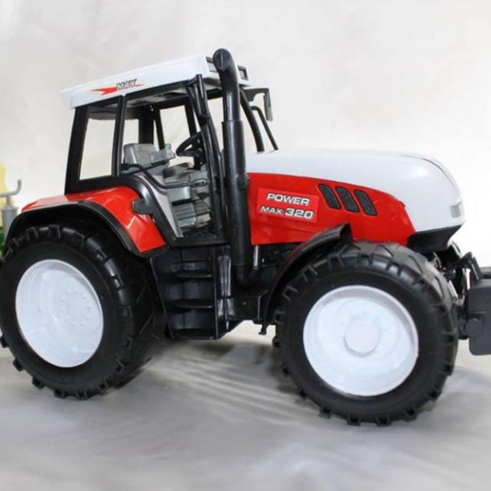 Traktor s balirkom POWER 320 MAX