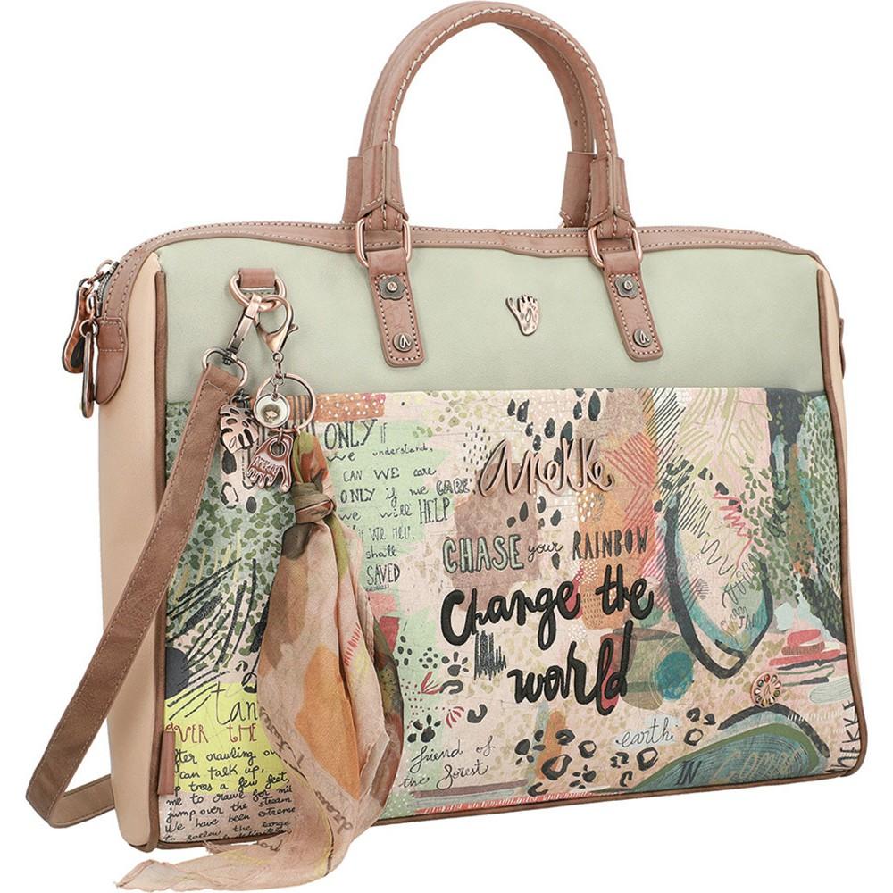 Torba fashion za laptop Anekke JUNGLE SS20 41x5x30 30714-12JUS