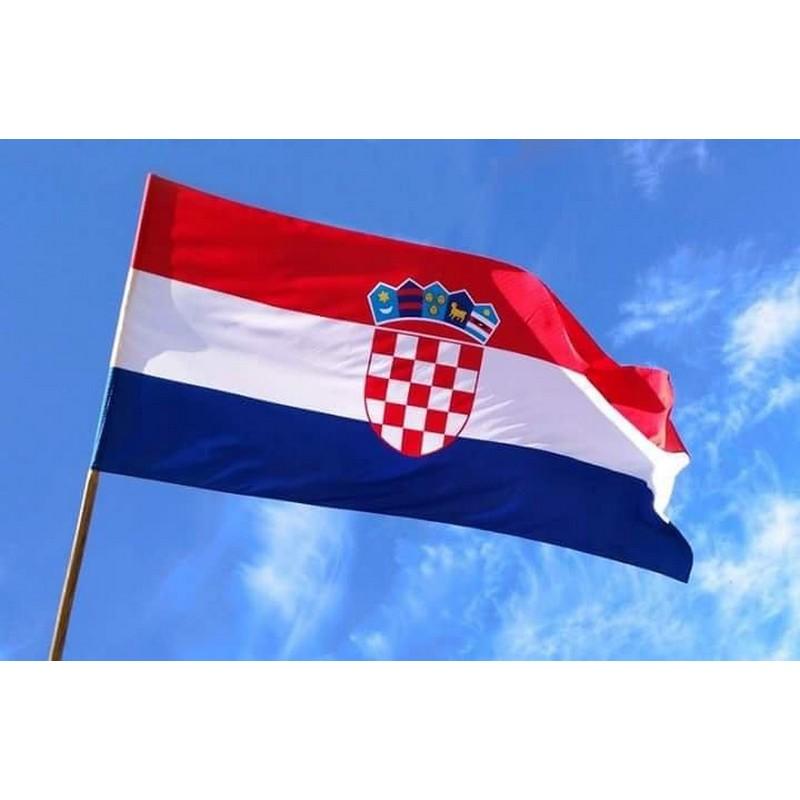 Zastava Republike Hrvatske 3x1,5 m